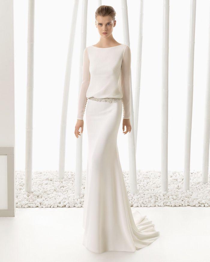 Rosa Clara 2016 Bridal Collection - MODwedding