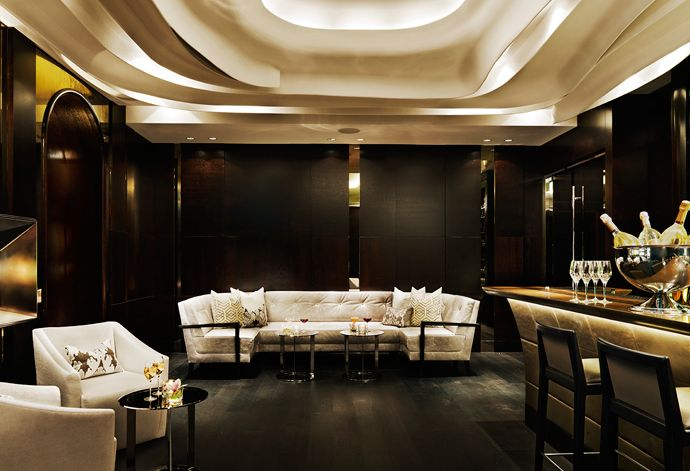 Hawksworth Bar & Lounge at the Rosewood Hotel Georgia. Go. See and be seen!