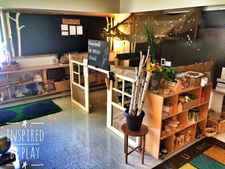 A Reggio Inspired Classroom Design Kinderland Tour Part