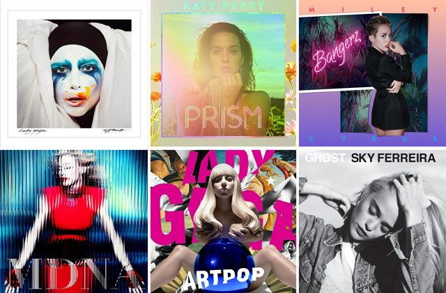 The Latest Pop Album Covers Get a Fashion Industry Makeover