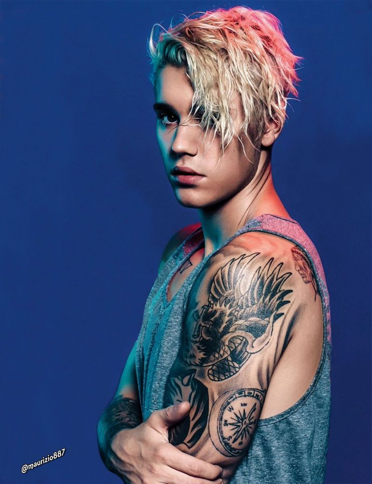 #Billboard, #Justin-Bieber, #Justin-Bieber-New-Hairstyle-Photoshoot…