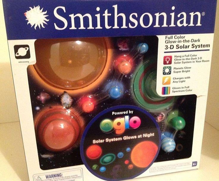 smithsonian solar system model - 736×607