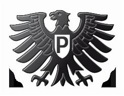 Preussen Muenster or (originally) Preußen Münster, my favourite local soccer team