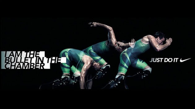 Oscar Pistorius Nike ad takes on new, chilling resonance after tragedy | Fourth-Place Medal - Yahoo! Sports