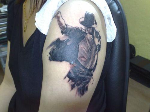 michael jackson tattoos ideas