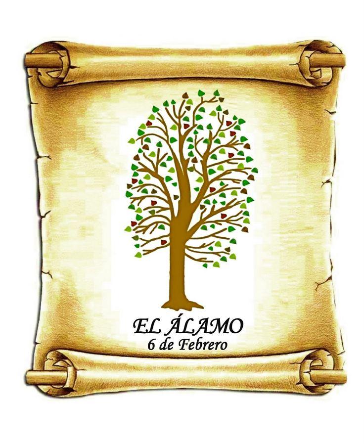 Emblema del valor y la superación personal. El Alamo tiene la facultad de proteger contra la muerte y las heridas, y de interponerse entre l...