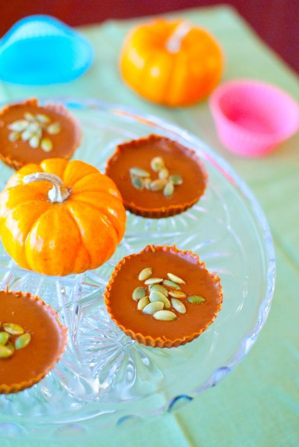 Cinnamon-Pumpkin Isomalt Candies Recipe — Dishmaps