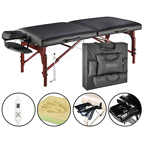 Master Massage Montclair Therma Top Portable Massage Table Package with MEMORY Foam * Check out the image by visiting the link.