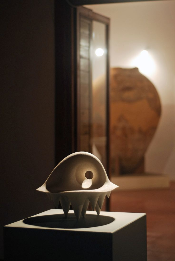 """Medousa:""""Figurines from the microcosm of thought"""", Archaeological Museum of Aegina/ 2012"""