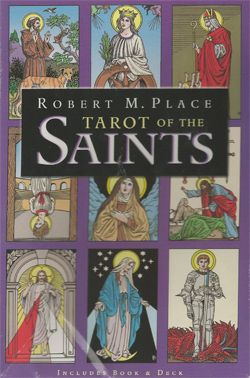 Tarotkaarten : Tarot of the Saints Set - R.M. Place