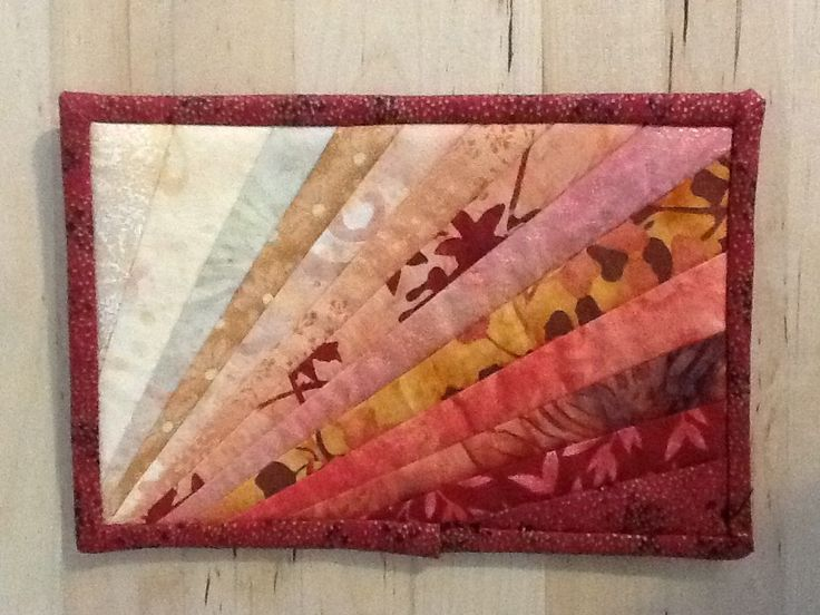 2081 best Quilted cards images on Pinterest | Fabric postcards, A ... : quilted cards - Adamdwight.com