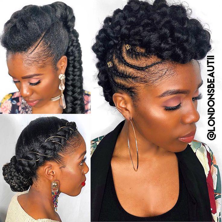 Hair done by London's Beautii in Bowie, Maryland. || Style Seat: www.styleseat.com/londonsbeautii @londonsbeautii https://www.instagram.com/londonsbeautii/ || #crochetbraids#crochetbraid #naturalhair#protectivestyle#protectivestyles#crochethair#naturalista#cornrows#cornrow#updo#braidedupdo#updos#braidedupdos#londonsbeautii#dmvhairbraider#dmvhairstylist#AmmaMamaHair#LondonsBeautiiUpdo#LondonsBeautii# #LondonCrownBun#crownbraids#crownbraid#fishtailbraid#pompapdour#pompadours