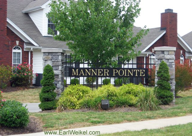Manner Pointe Louisville KY Patio Home Condos For Sale In 40220 Off Manner  Dale Dr Near