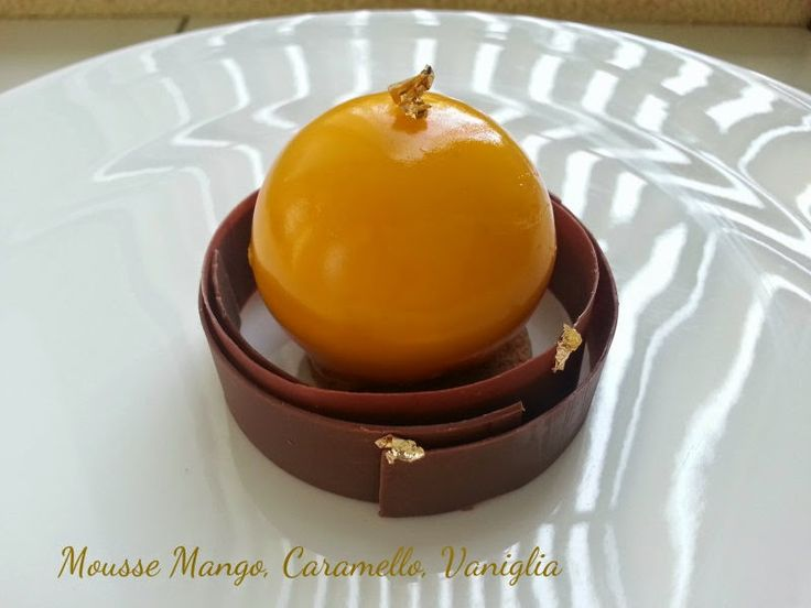 I Dolci di Pinella: Mango, Caramello, Vaniglia