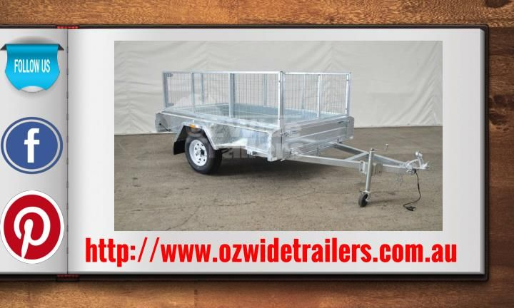 Oz Wide is proud to be Australia's leading supplier of the best range of car trailers. We offer variety, with a range than ensures there is something to meet the needs of everyone, from the smallest jobs to the biggest. http://www.ozwidetrailers.com.au/single-axle-trailers/