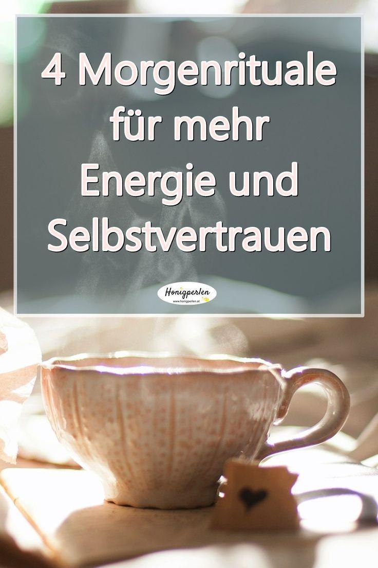 4 Morgenrituale für mehr Energie und Selbstliebe