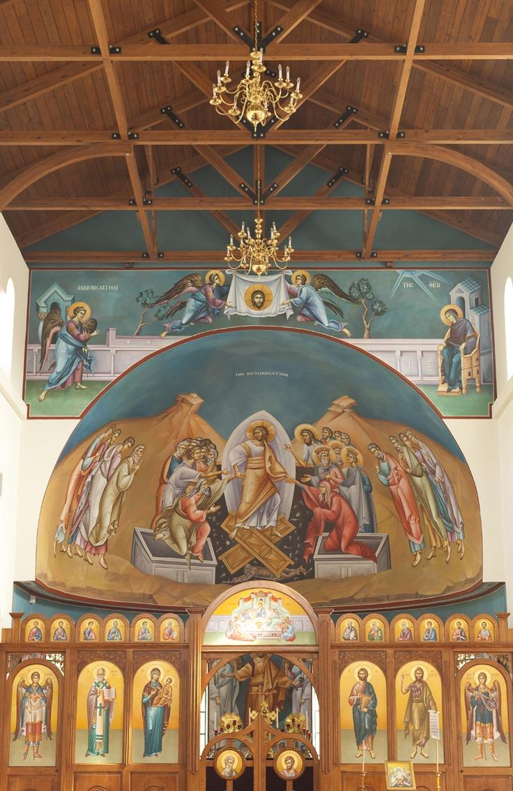 St Nicholas Antiochian Orthodox Church, Pinellas Park, Florida