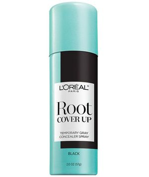 Best Spray: L'Orèal Paris Root Cover Up | The best fixes for pesky regrowth, no matter what delivery system you favor.