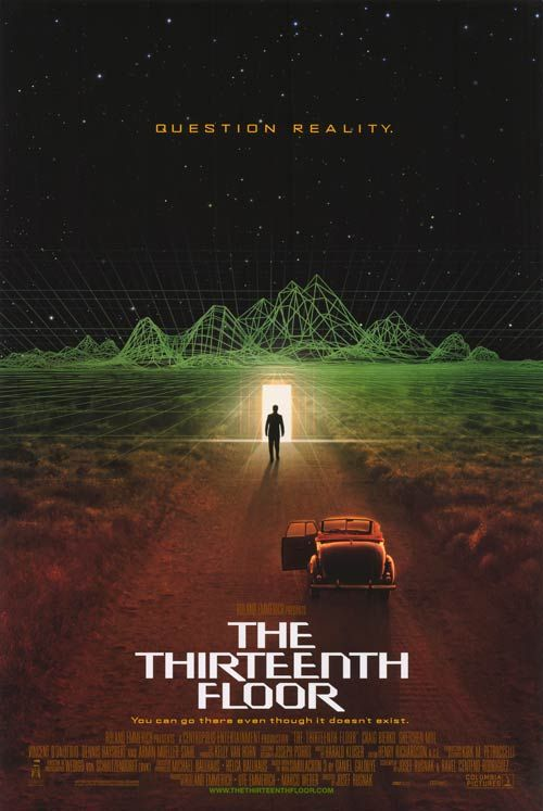 1999. OK, I admit a weakness for SciFi/Film Noir projects, even when they are not well-received by the critics.