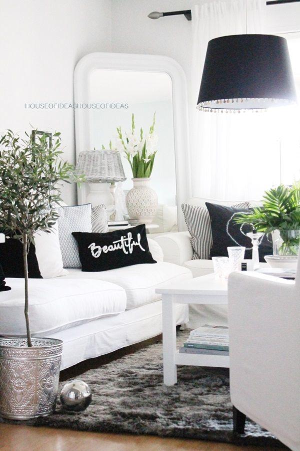 HOUSE of IDEAS erhöht den Kuschelfaktor in ihrem Wohnzimmer mit unserem Shaggy Teppich Whisper #benuta #teppich #interior