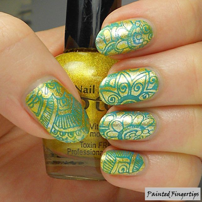 364 best Nail Stamping/Stencil/Wraps & Decals images on Pinterest ...