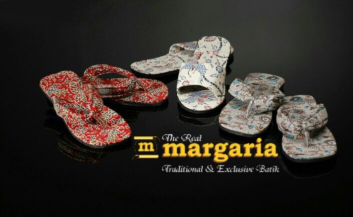 Sandal Batik by Margaria