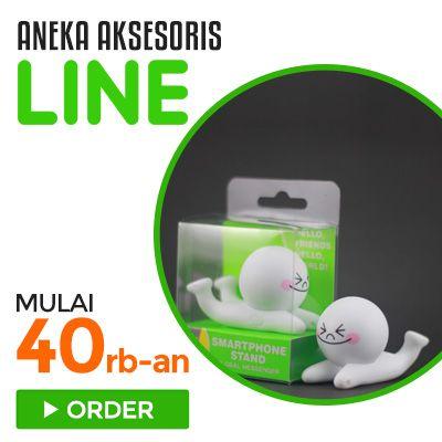 Aksesoris LINE