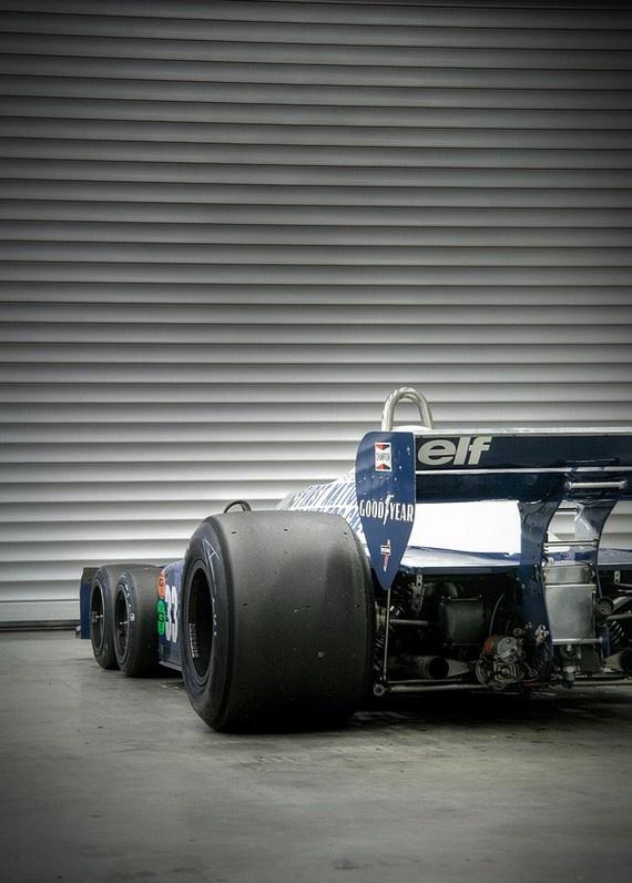 Tyrrell P34-5