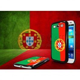 Coque Samsung Galaxy S3 Drapeau Portugal