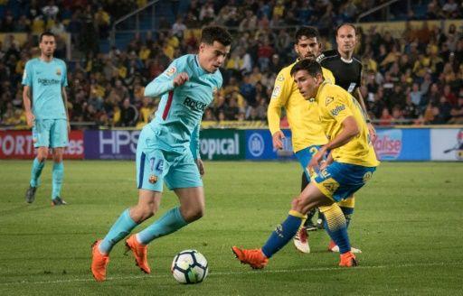 Espagne: le Barça trop nerveux, la Liga relancée