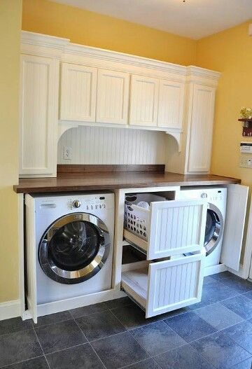 Awesome laundry room