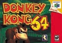 Donkey Kong 64 - N64 Game