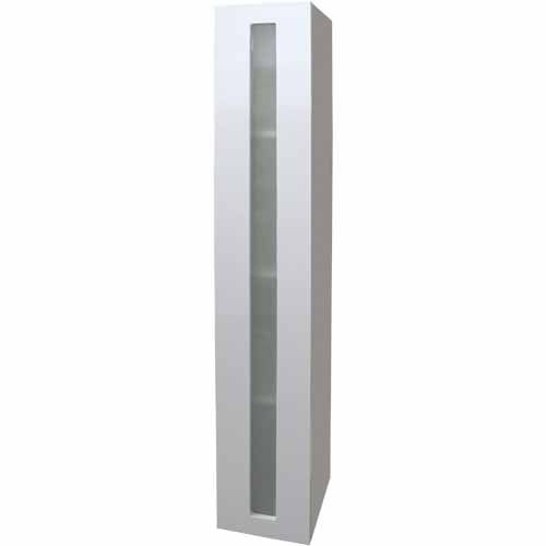 Nouveau Hampton Wall Hung Bathroom Cabinet 255mm Gloss White - Mitre 10