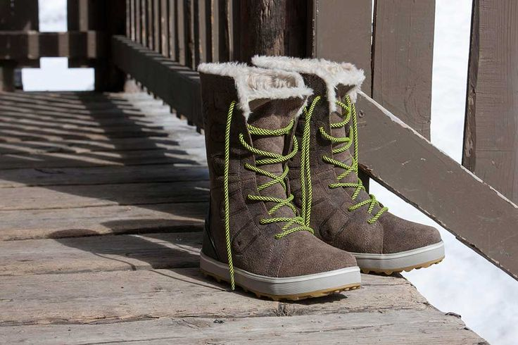 Sorel W13 NL1976 Womens Glacy Lace Boot  -Vejledende udsalgspris DKK 1.099,- #SOREL #SORELFOOTWEAR #SORELSTYLE