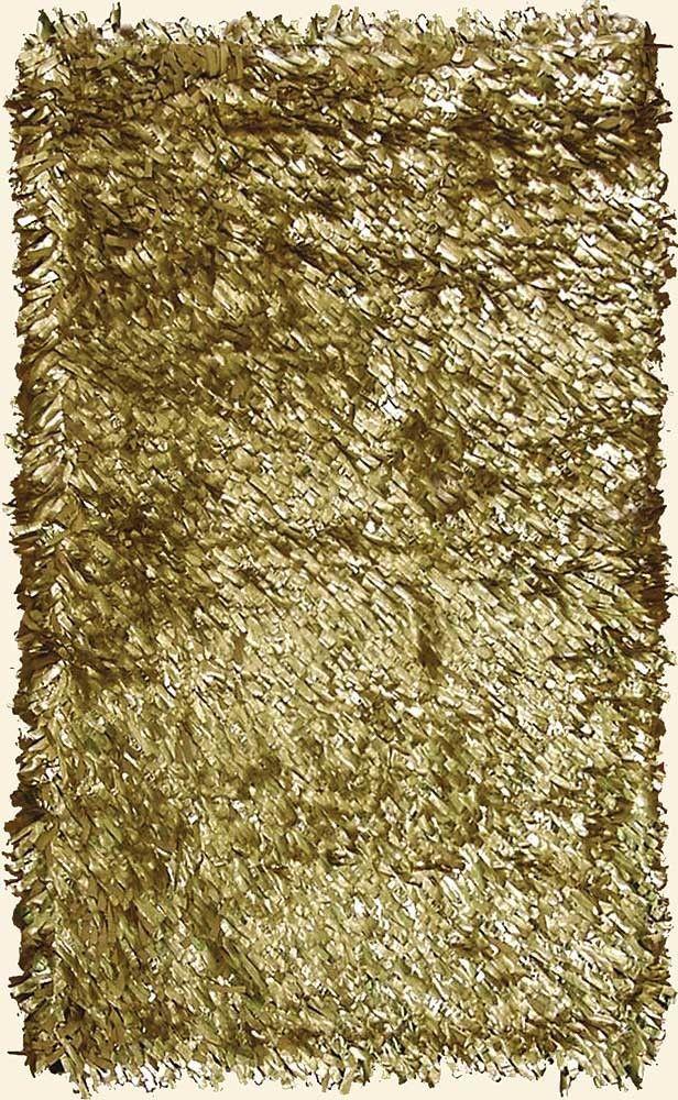 Leather Metallic Gold Shag Rug I M Floored Pinterest