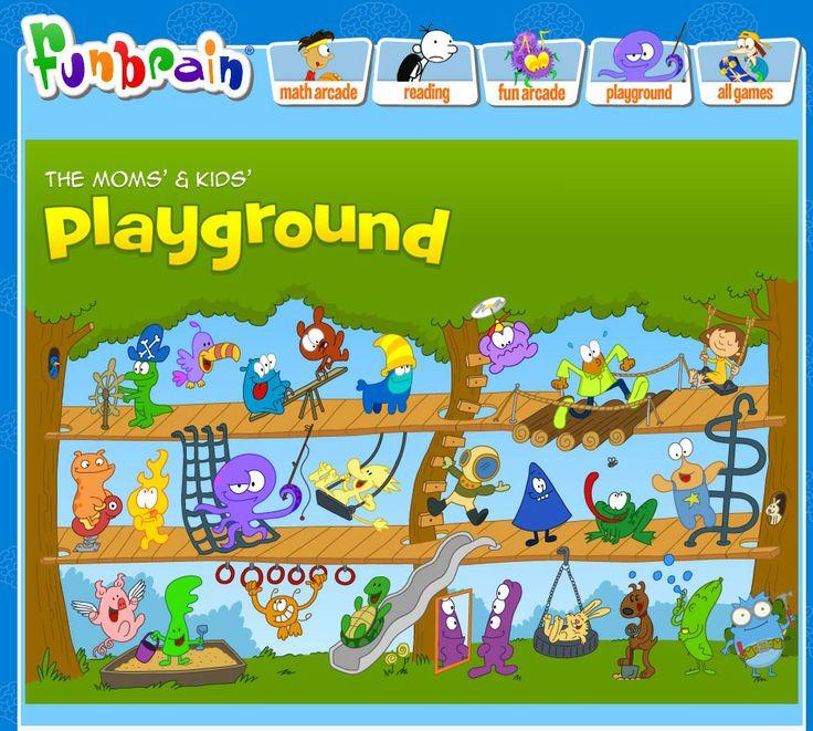 Moms And Kids Playground Free Online Learning Games For Kids Kindergarten Math Games Math Games For Kids Free Online Learning Games Free online preschool games