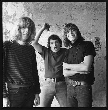 Phil Lesh, Bill Kreutzmann, and Bob Weir