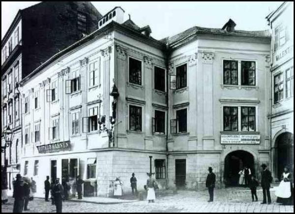 Brno - Masarykova (1889)