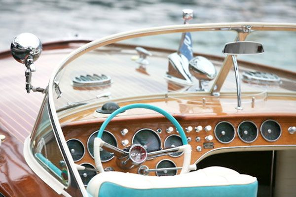boat-turquoise by {this is glamorous) and we're off to the beach for a long weekend---yay!