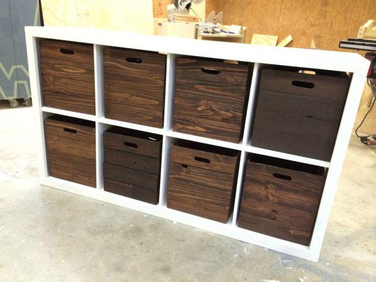 DIY Toy Storage and Wooden Crates – Wilker Do's – Diy