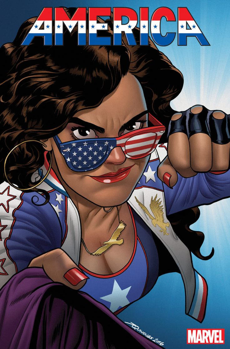 Gabby Rivera & Joe Quinones Set Course With America