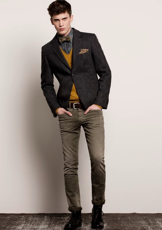 295 best images about Menswear | Looks on Pinterest | Brown belt ...
