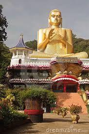 gouden tempel van dambulla - Google zoeken