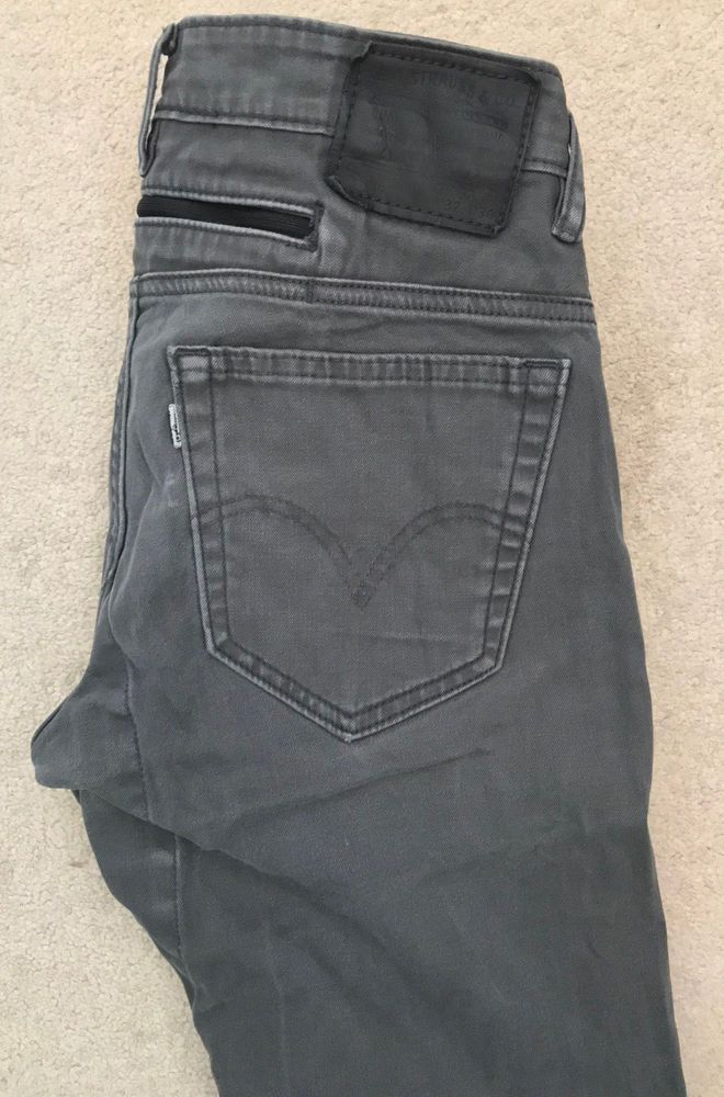fda197fd6bb LEVIS 511 SLIM STRAIGHT DENIM JEANS! MENS W32/L30! GREY! SKINNY FIT!  #fashion #clothing #shoes #accessories #mensclothing #jeans (ebay link)