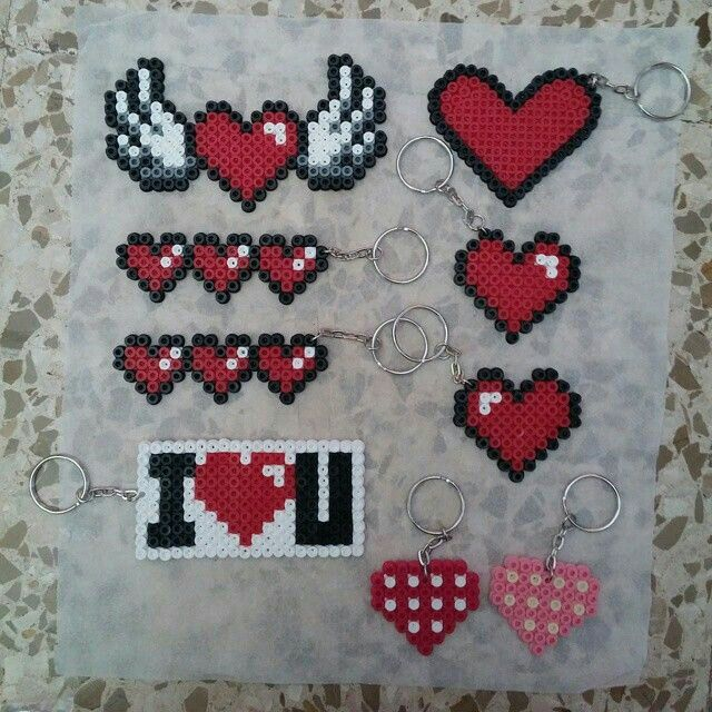 167 best pyssla and hamabeads images on Pinterest Hama beads - b den f r k che