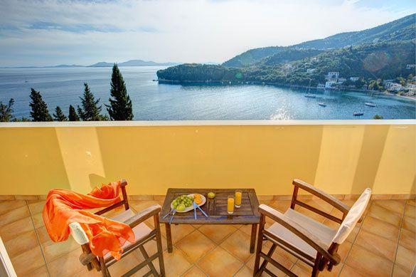 Villa Mara In Kalami, Corfu   Villa Plus