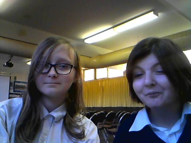 Me and Chelsea :D