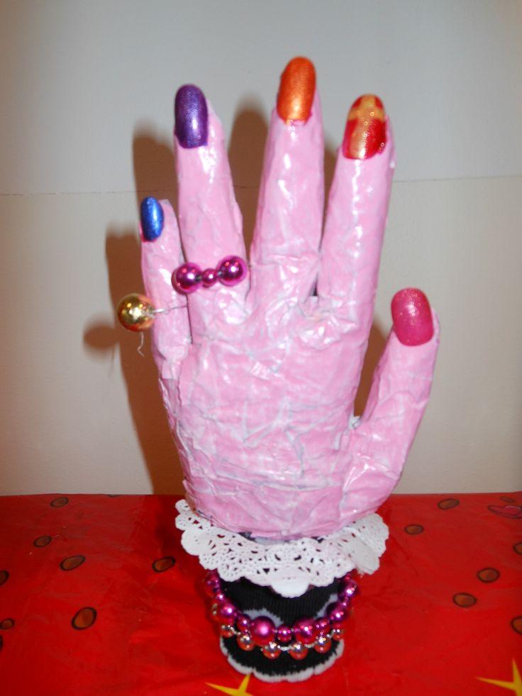 Surprise hand