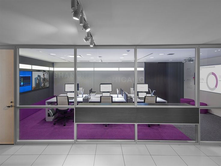 Custer Technology Installed And Engineered A Wide Variety Of Technology In  The @Steelcase NeoCon Showroom