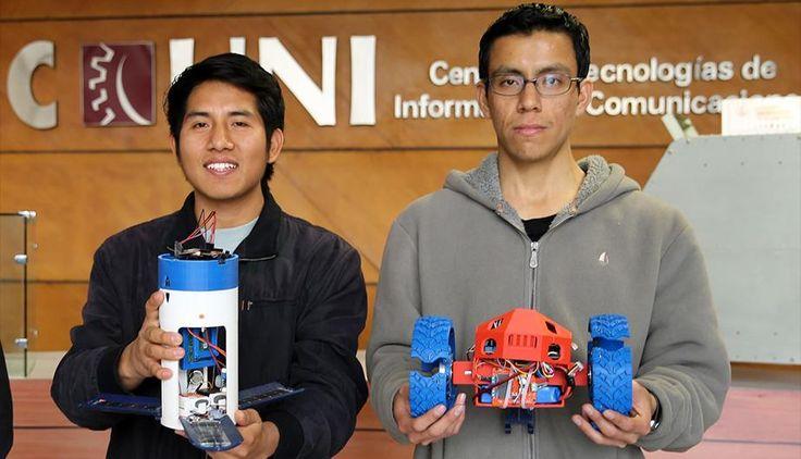 Minisatélites hechos por estudiantes de UNI irán a concurso en EEUU - Oveja Negra | Peru.com